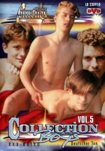 Collection Boys 5 DVD
