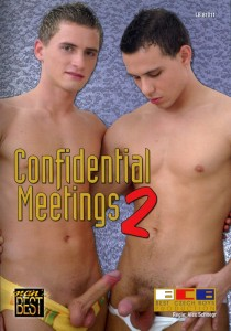 Confidential Meetings 2 DVDR (NC)