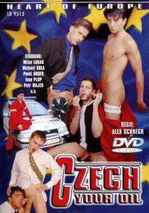 Czech Your Oil DVD