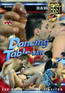 Dancing Table Raw DVD