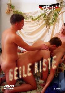 Geile Kiste DVD