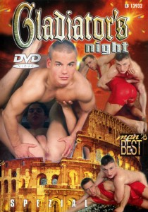 Gladiator's Night DVDR (NC)