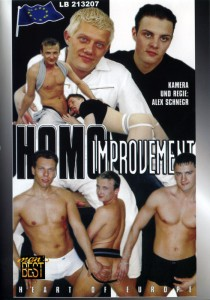 Homo Improvement DVD