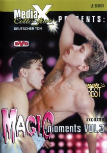 Magic Moments Vol. 3 DVDR