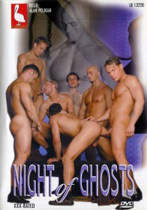 Night Of Ghosts DVD