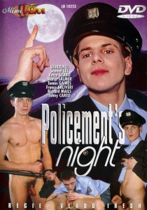 Policement`s Night DVDR (NC)