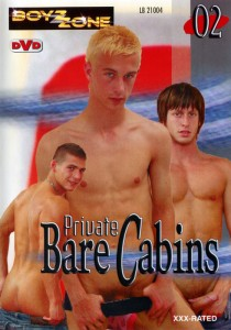 Private Bare Cabins 02 DVD (NC)