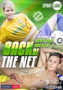 Back Of The Net DVD