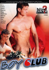 Boy Club DVD