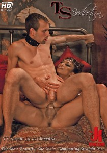TSS021 - T's Yasmin Lee as Cleopatra DVD (S)
