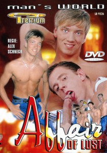 Affair of Lust DVD