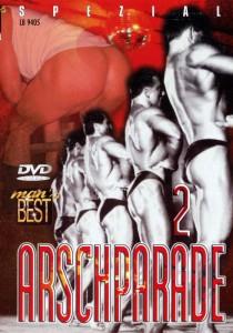 Arsch Parade 2 DVD - Front