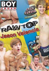 Raw Top: Jason Valencia DVD