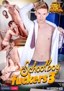Schoolboy Fuckers 3 DVD