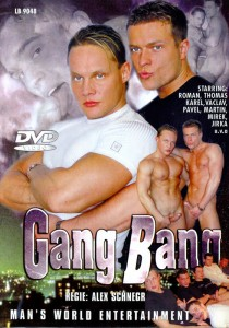Gang Bang (Mans Best) DVD