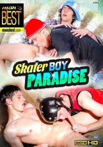 Skater Boy Paradise DVD