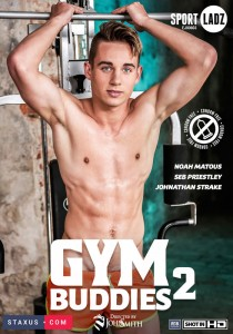 Gym Buddies 2 DVD - Front