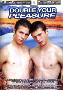 Double Your Pleasure DVD