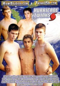Hurricane Twinks DVD