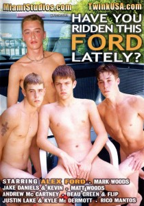 Have You Ridden This Ford Lately? DVD