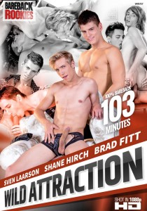 Wild Attraction DVD