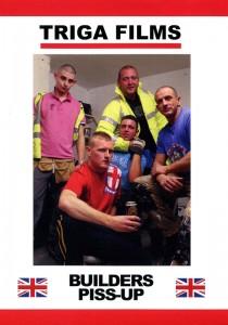 Builders Piss-Up DVD