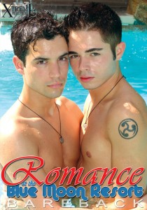 Romance At The Blue Moon Resort DVD (NC)