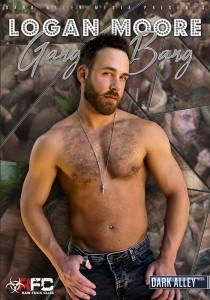Logan Moore Gang Bang DVD (S)