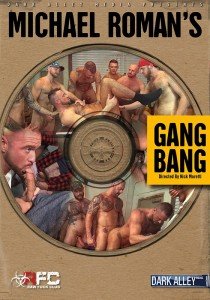 Michael Roman's Gang Bang DVD (S)