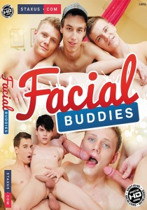 Facial Buddies DVDR (NC)