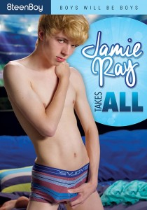 Jamie Ray Takes All DVD