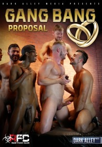 Gang Bang Proposal DVD (S)