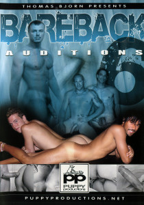 Bareback Auditions 6 DVD
