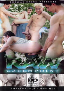Raw Czechpoint DVD