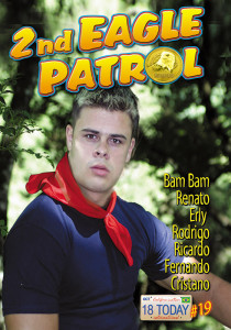 2nd Eagle Patrol DVD (NC)