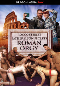 Father & Son Secrets: Roman Orgy DVD