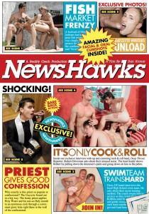 News Hawks DVD