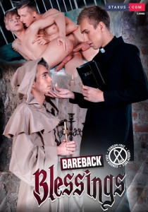 Bareback Blessings DVD