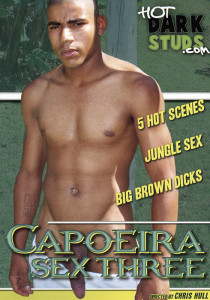 Capoeira Sex Three DVD
