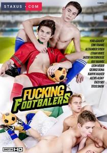 Fucking Footballers DVDR (NC)