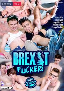 Brexit Fuckers DVD