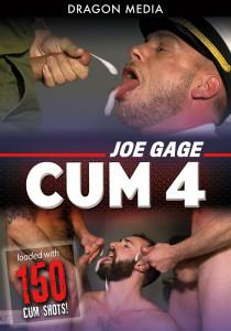 Joe Gage Cum 4 DVD