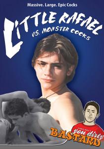 Little Rafael vs. Monster Cocks DVDR