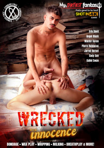 Wrecked Innocence DVDR